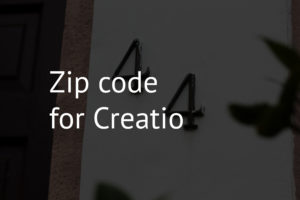 Zip code for Creatio